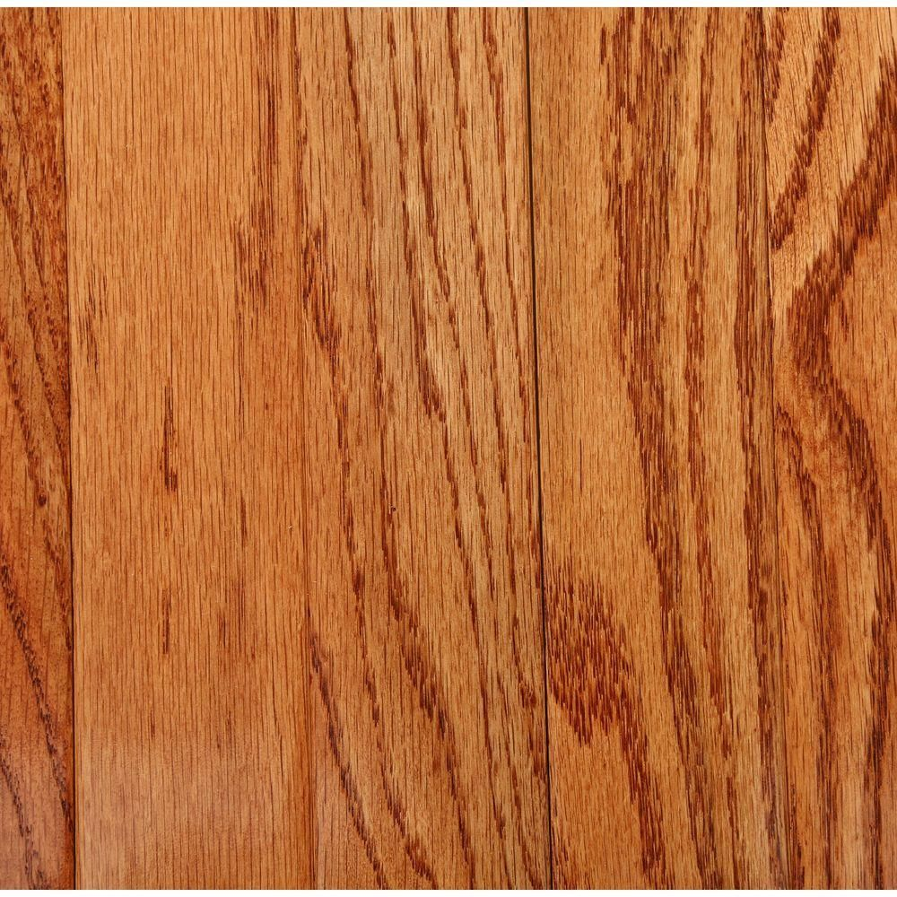 Bruce Plano Marsh Oak 3 4 In Thick X 2 1 4 In Wide X Varying Length Solid Hardwood Flooring 20 Sq Ft Case C134 Solid Hardwood Floors Hardwood Floors Solid Hardwood