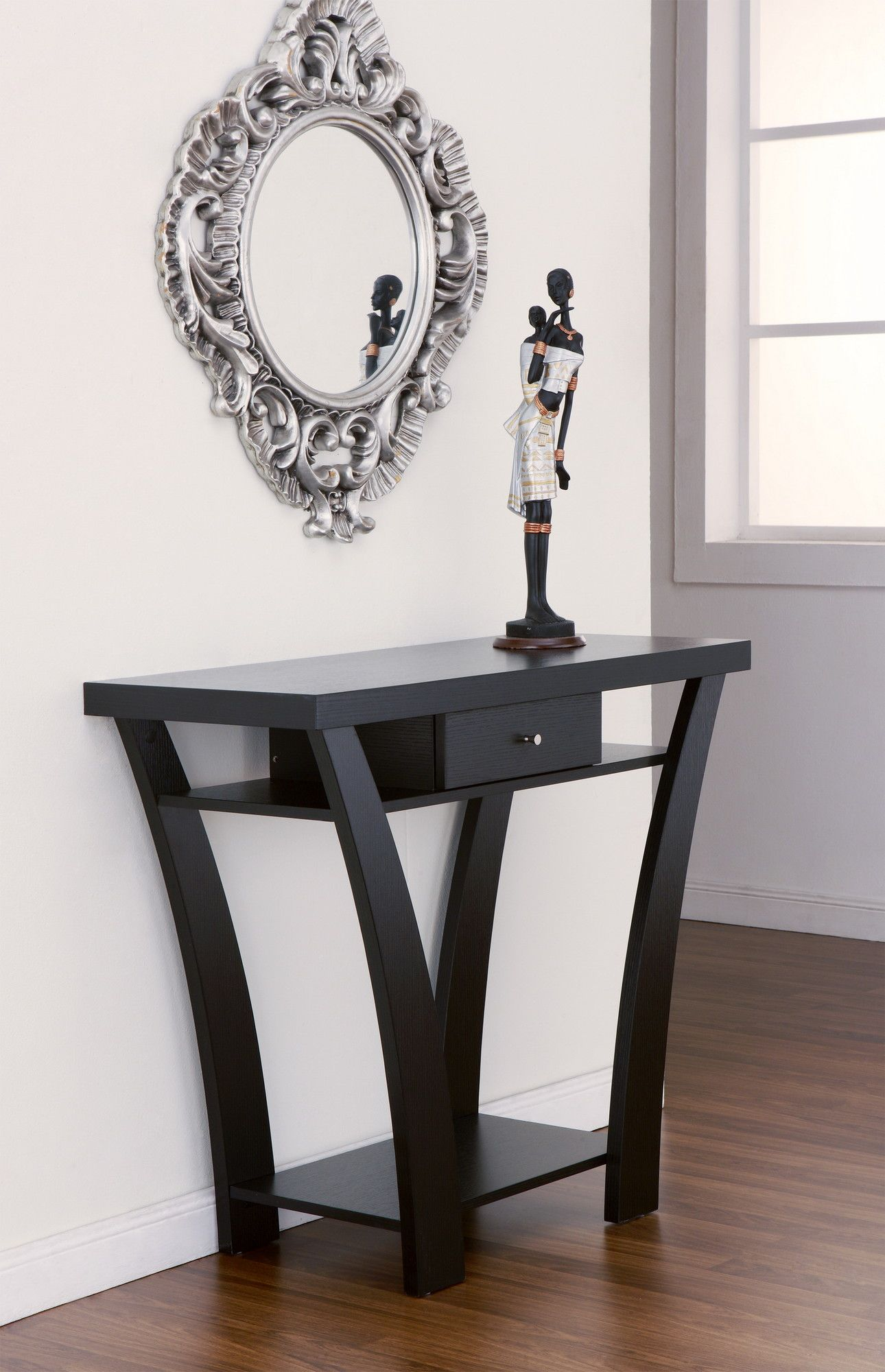 Ramona Console Table With Images Contemporary Console Table