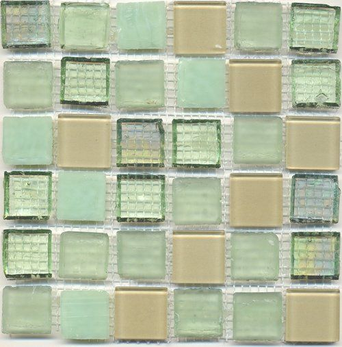 Recycled Glass Tiles I Love The Glass That Lights Up A Space Decorating Pinterest Glass