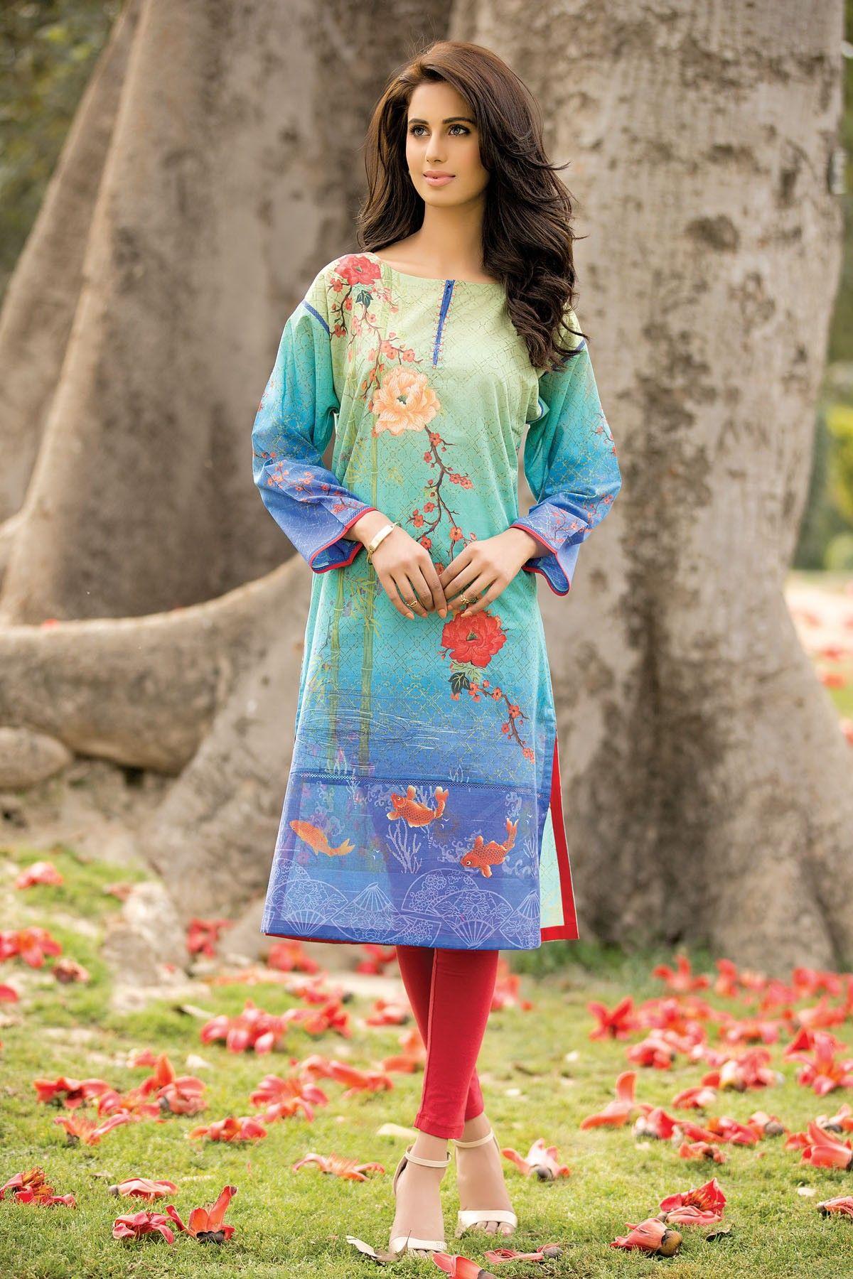 Shirt design latest 2017 - Latest Designs Of Pakistani Dresses For Eid 2016 2017 Beststylo Com