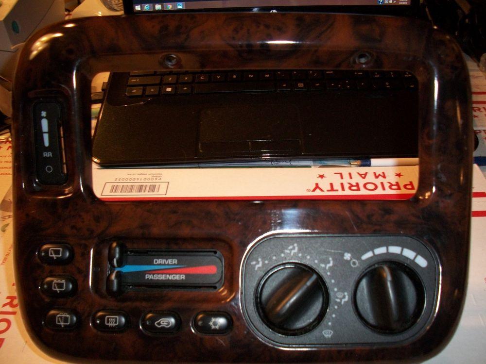 1996 2000 Dodge Grand Caravan A C Heater Climate Control P N