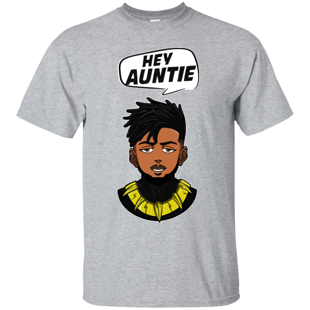 b81b45bf Hey Auntie Shirt | Black Panther pictures | Pinterest | Black ...