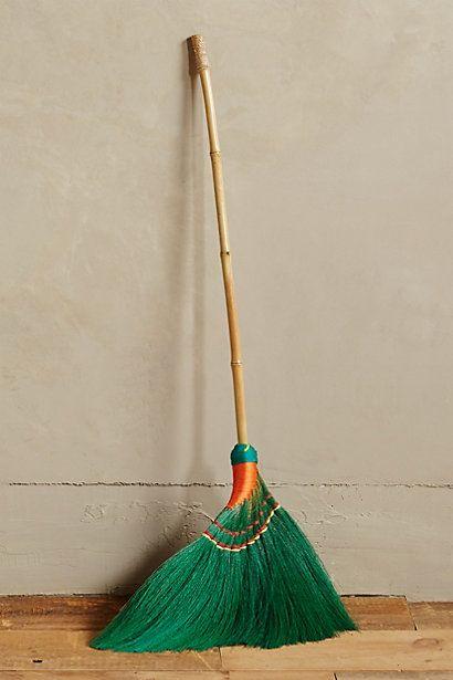 Skirted Broom #anthropologie