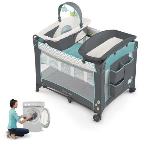 Ingenuity Smart and Simple Playard with Dream Centre ...