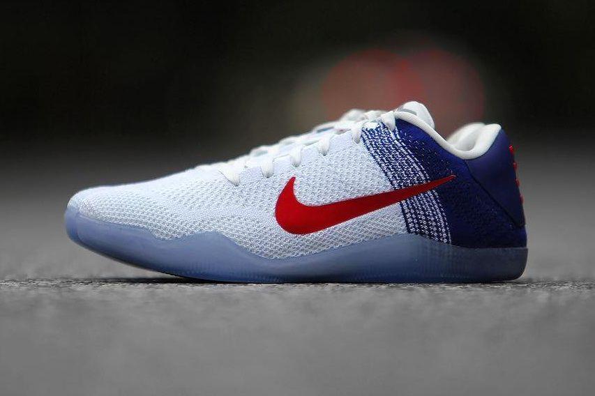 This New Nike Kobe 11 Elite Colorway
