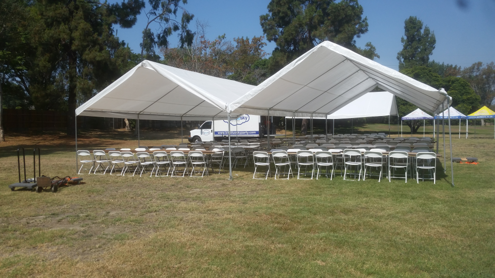 20 X 40 Canopy Tent Party Event Rental With Images Party Canopy Canopy Tent Party Tent