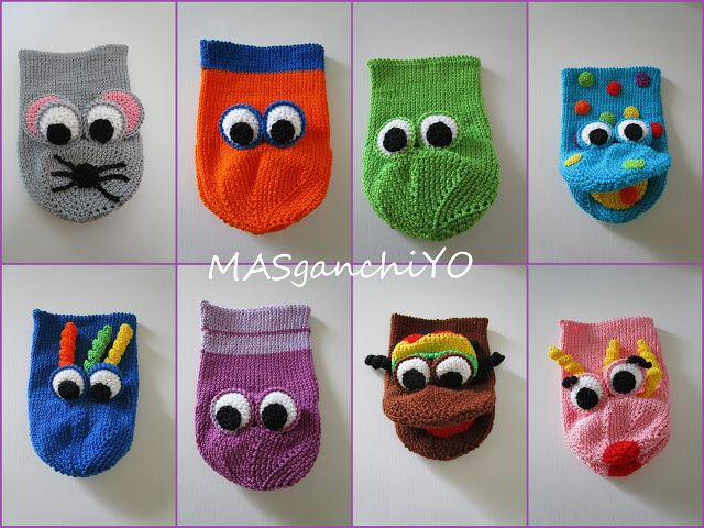 MASganchiYO: Marionetas de mano | titelles | Pinterest | Marionetas ...