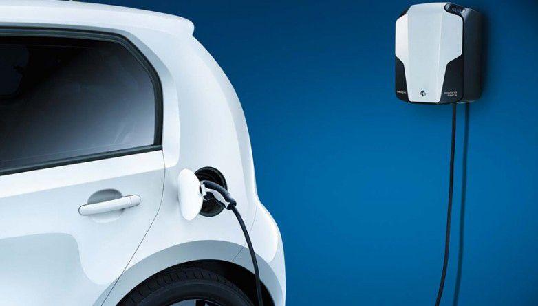 wallbox volkswagen e-up!