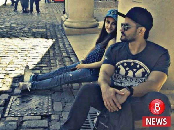 Soha Ali Khan and Kunal Kemmu are enjoying their babymoon in London