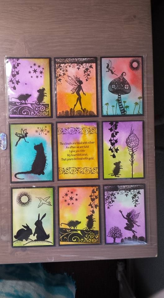 Lavinia Stamps Creations By Our Customers Using Lavinia border=