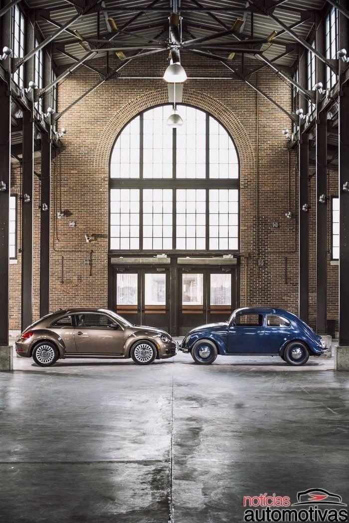 Volkswagen comemora 65 anos do Fusca nos EUA