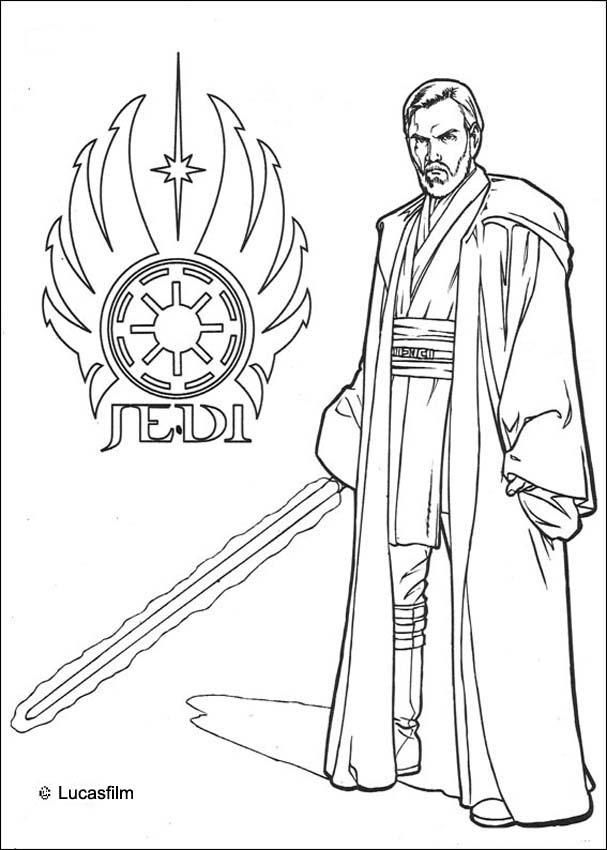 Star Wars coloring pages 74 | Star Wars | Pinterest | Star, Kid ...