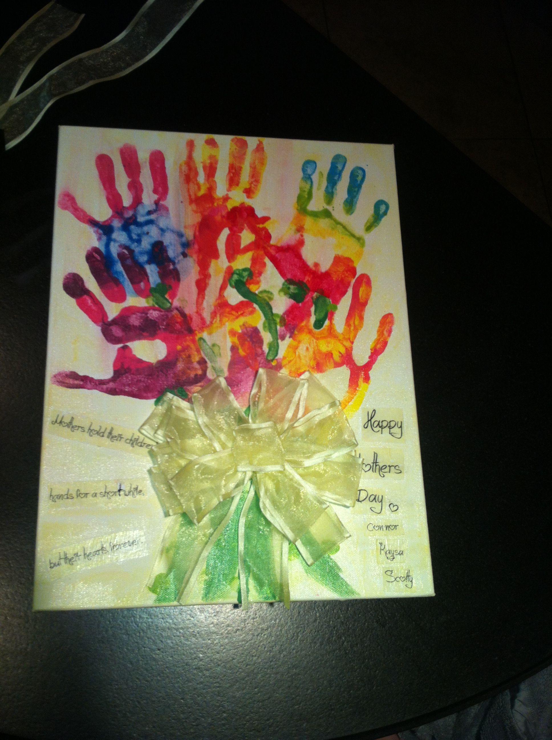Deň Matiek - obrázok kytice pre svoju maminu.