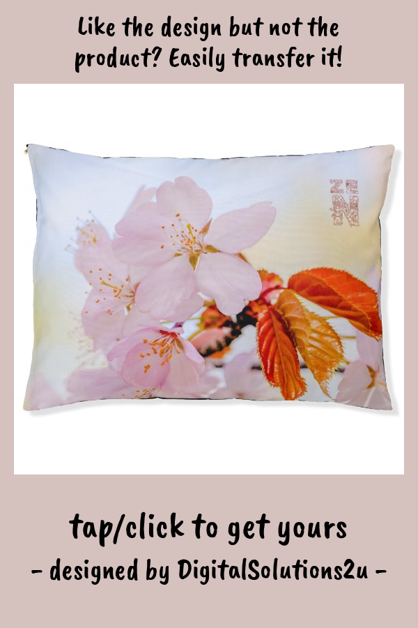 Sakura Japanese Cherry Blossom Pet Bed Zazzle Com In 2021 Japanese Cherry Blossom Japanese Cherry Pet Bed
