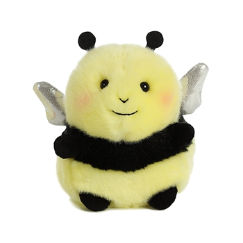 Can You Wash Stuffed Animals That Say Surface Wash Only Happy The Bee Stuffed Animal Rolly Pet By Aurora Plush Stuffed Animals Animals For Kids Pets