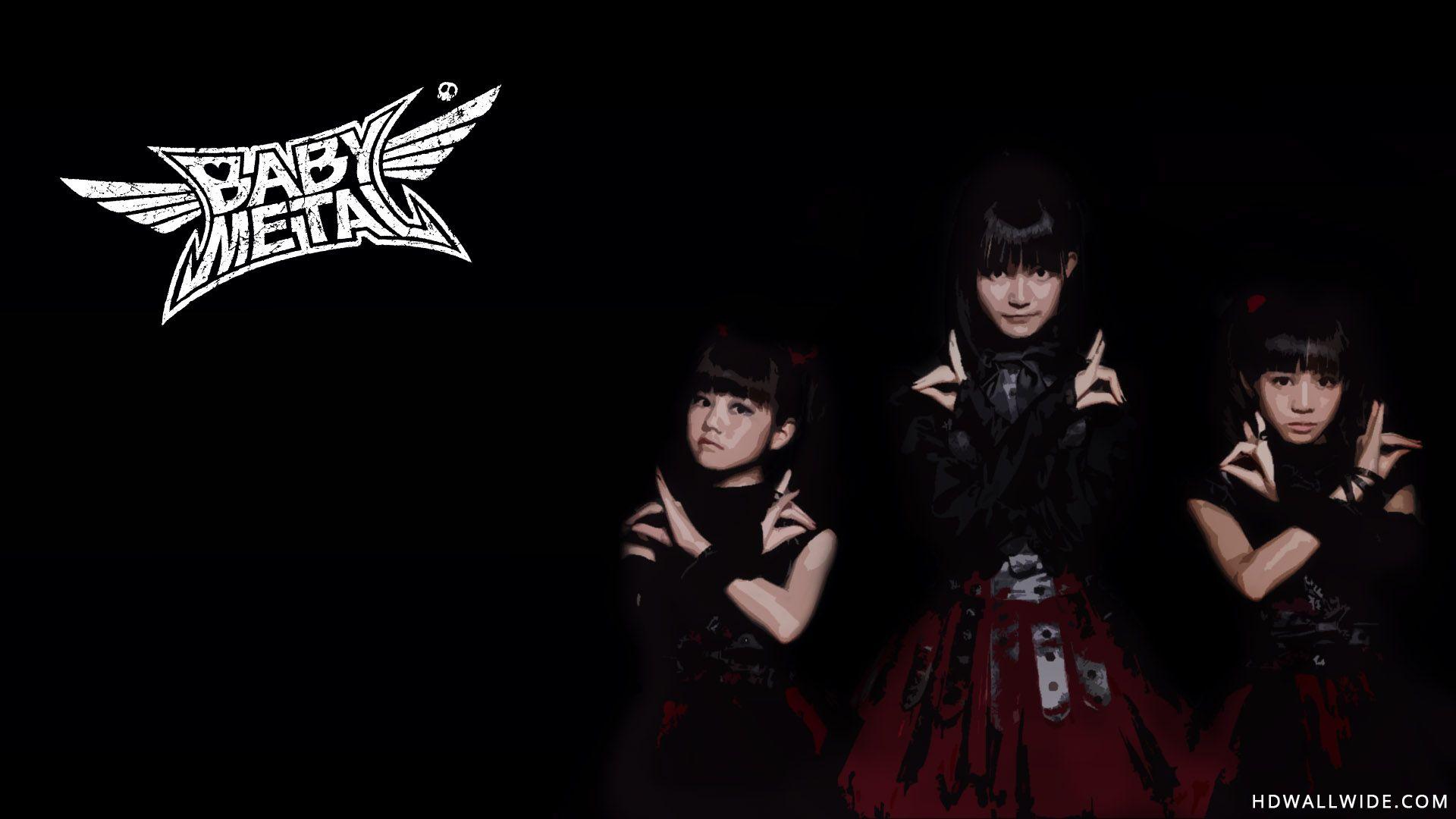 Babymetal Artistic HD Wallpaper
