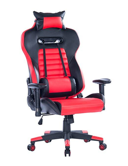 Pleasant Healgen Gaming Chair With Lumbar Support Cushion Pc Computer Gmtry Best Dining Table And Chair Ideas Images Gmtryco