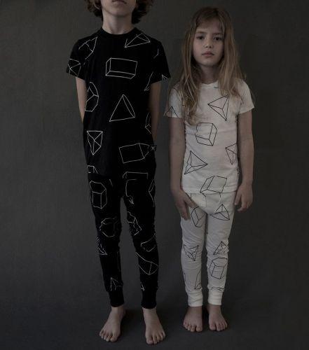 NUNUNU Mini Skull Loungewear