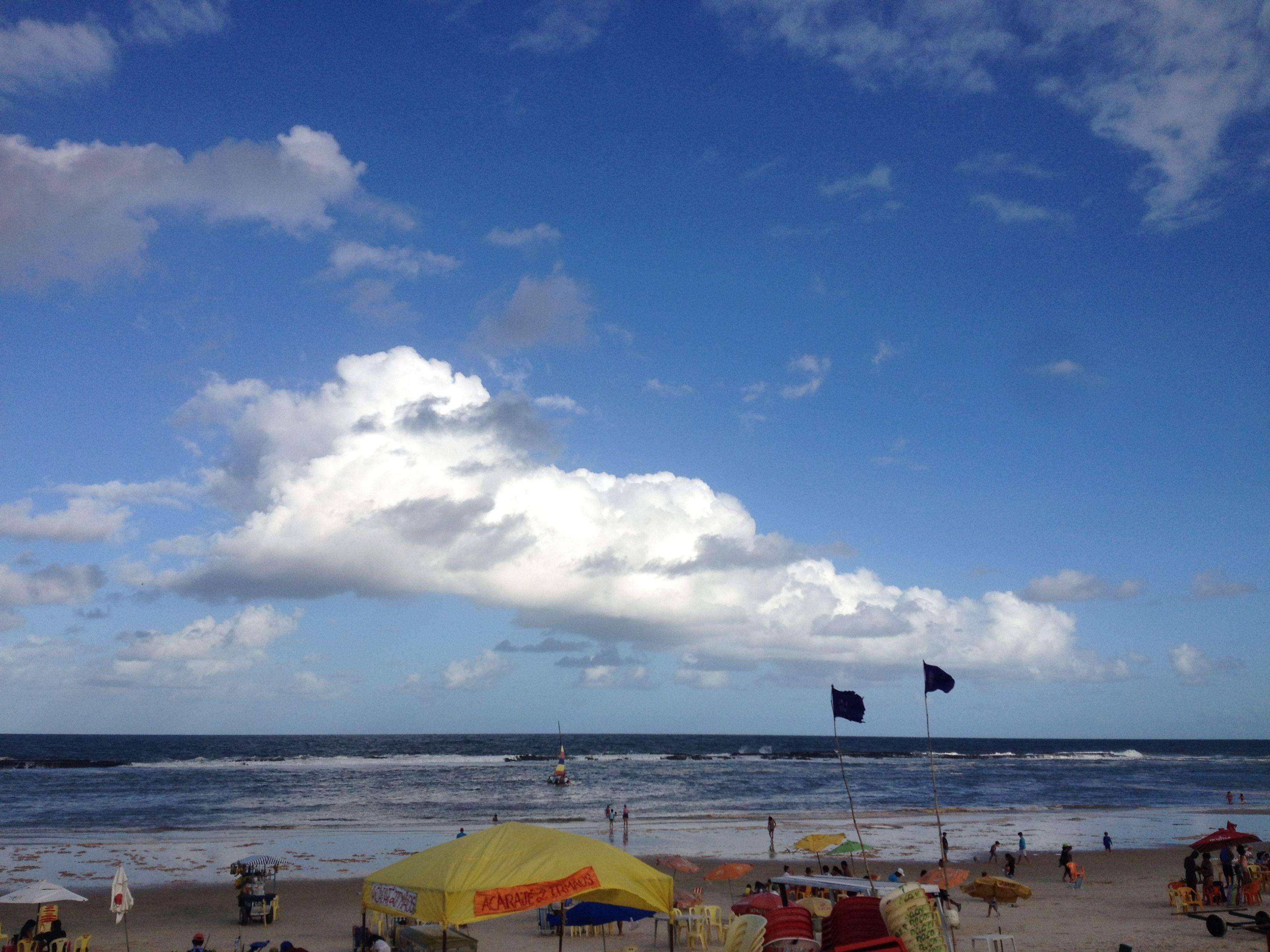 Praia do francês / Alagoas Foto tirada próxima a placa EU ❤️ Francês
