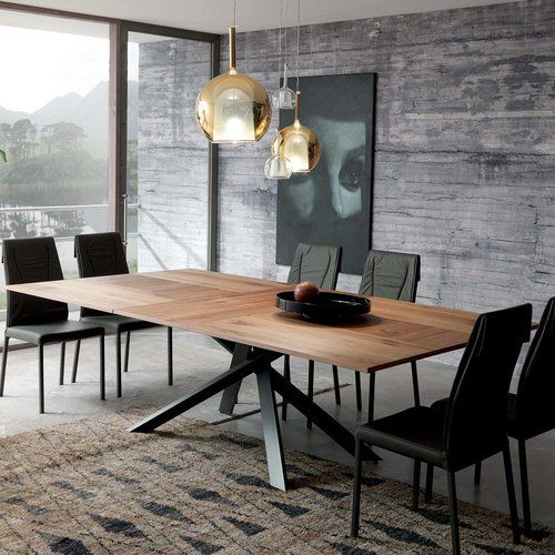 Quadron Extendable Dining Table Extendable Dining Table Wooden
