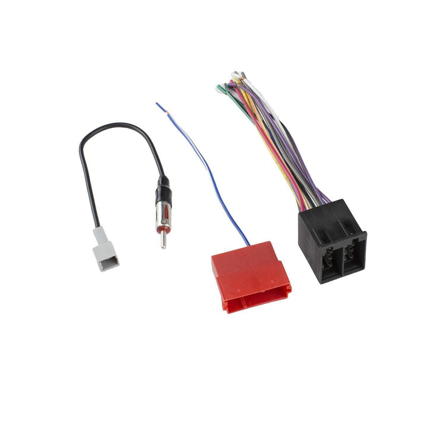 small resolution of novosonics hif 1110 hk6 wiring harness for hyundai elantra 2008 2010 car stereo includes hk6 antenna adapter fits existing connector in your vehicle