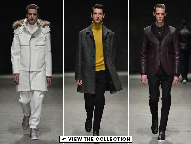 urban+style+for+men | ... the Collection: Joseph Abboud Red Label Fall 2013: Fashion Shows: GQ