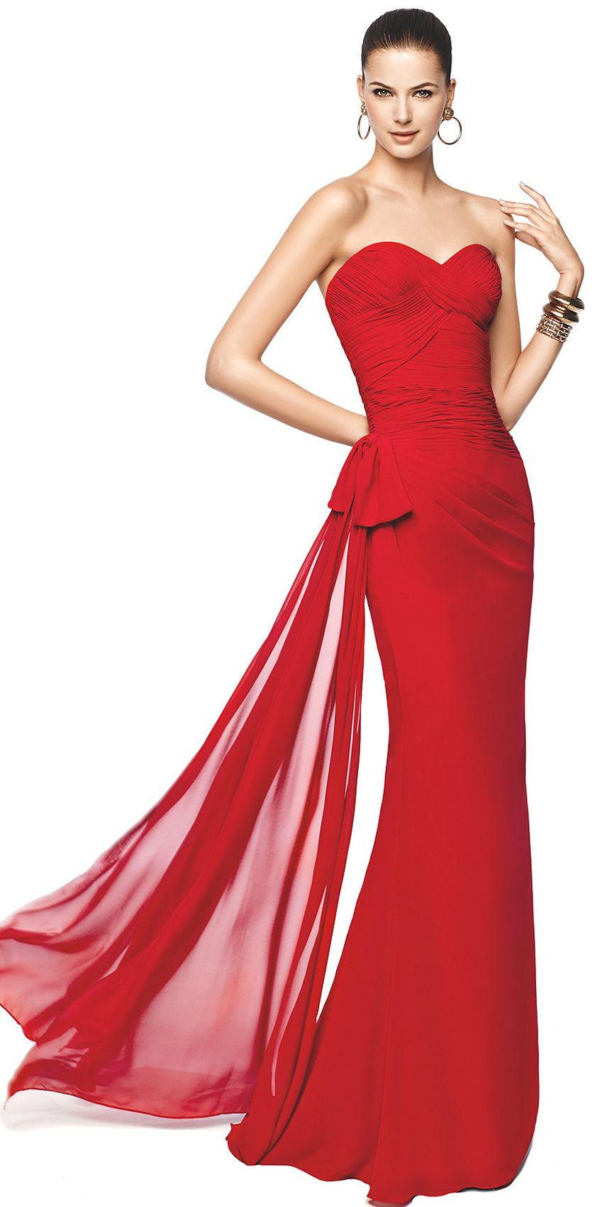Pronovias netania ball banquet classy elegant ball gown