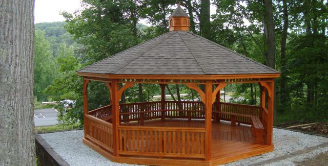 Free Octagon Gazebo Roof Plans   Google Search