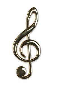 Magnet Violinschlussel Notenschlussel Geschenkideen Dekoration
