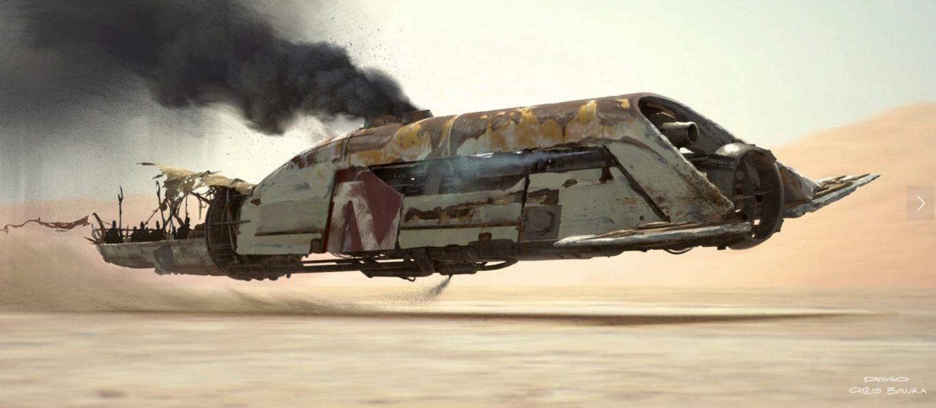 ILM artwork for Episode VII. http://www.ilm.com/visual_development/the-force-awakens-portfolio/