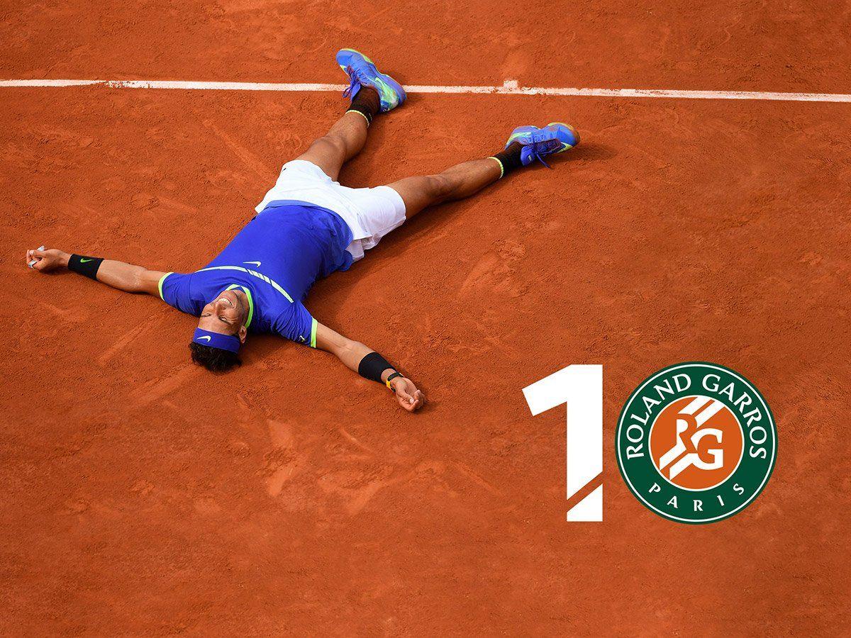 Roland Garros Rolandgarros Twitter Rafael Nadal Tennis Players Roland Garros