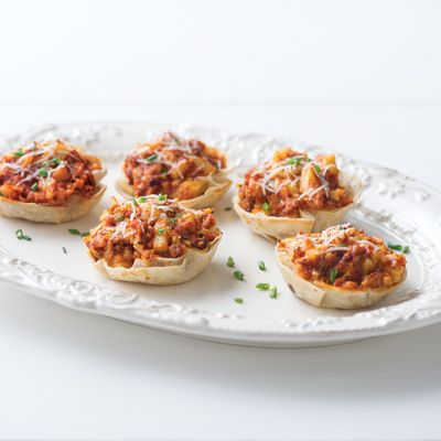Panecillos de Lasagna   Recetas de Nestlé   ElMejorNido.com