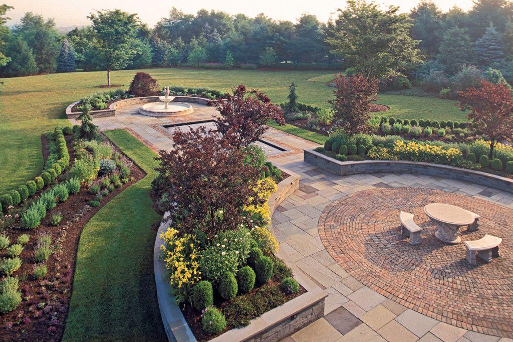 Found On Bing From Cordinglandscape Com In 2020 Landscape Design Garden Landscape Design English Garden Design