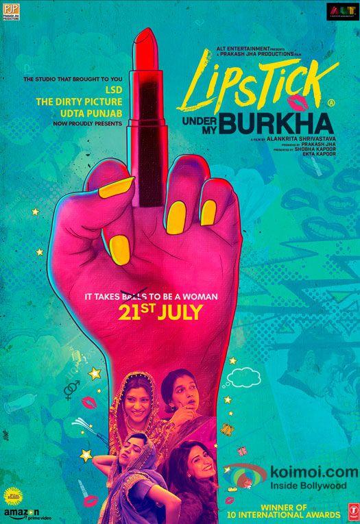 Lipstick Under My Burkha Kannada Full Movie Free Download