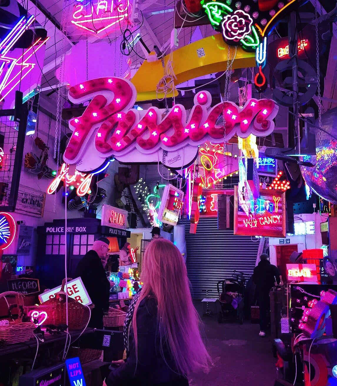 neon lights aesthetic purple london photography gods junkyard own walthamstow heaven amazing ever vaporwave most moe retro dean city cyberpunk