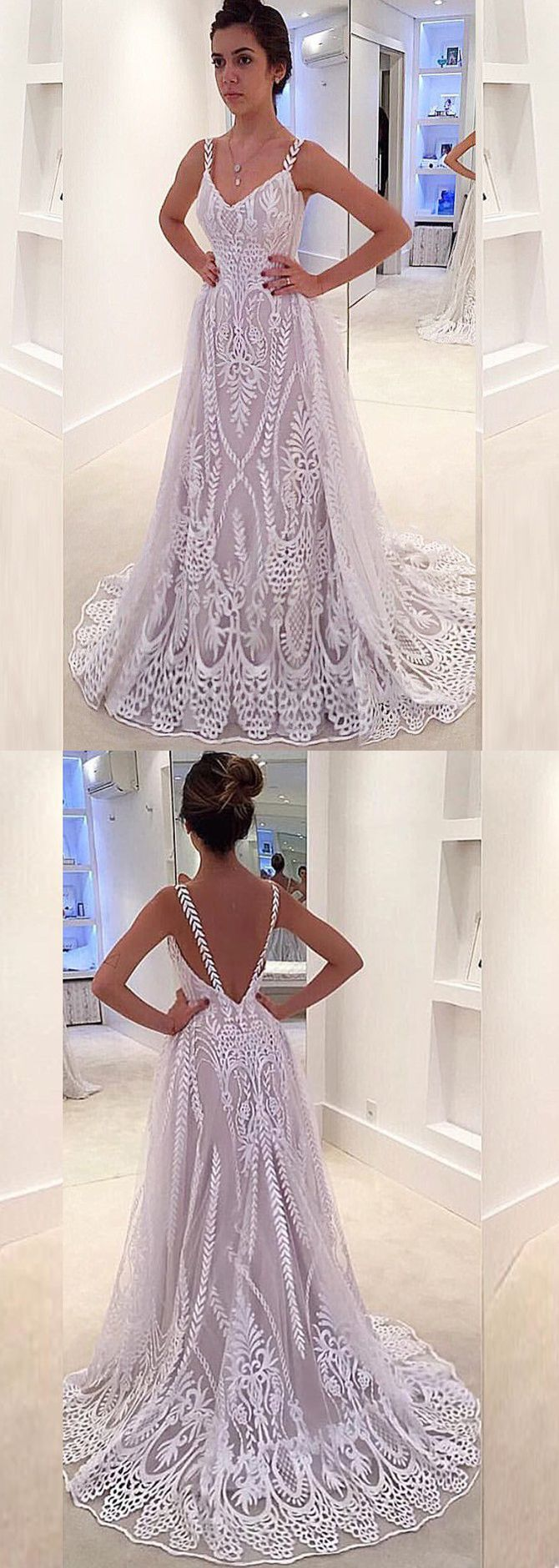 Chiffon wedding dress wedding gowns boho pinterest wedding