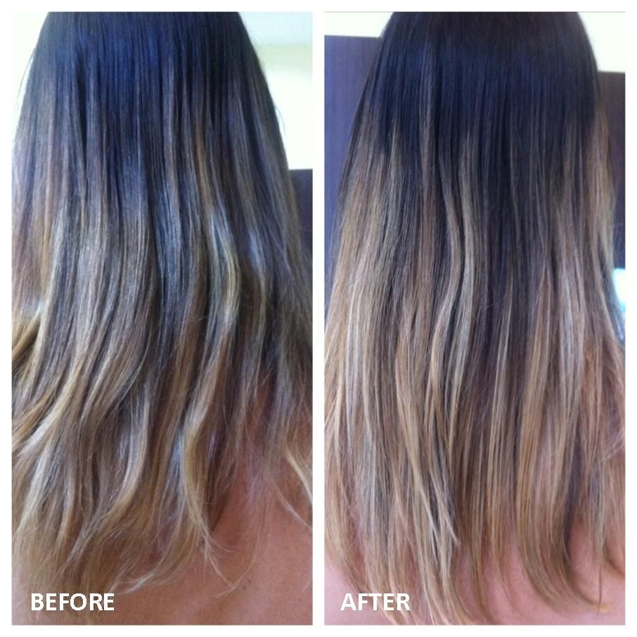 We Test Malibu C Blondes Hair Treatment Before And After