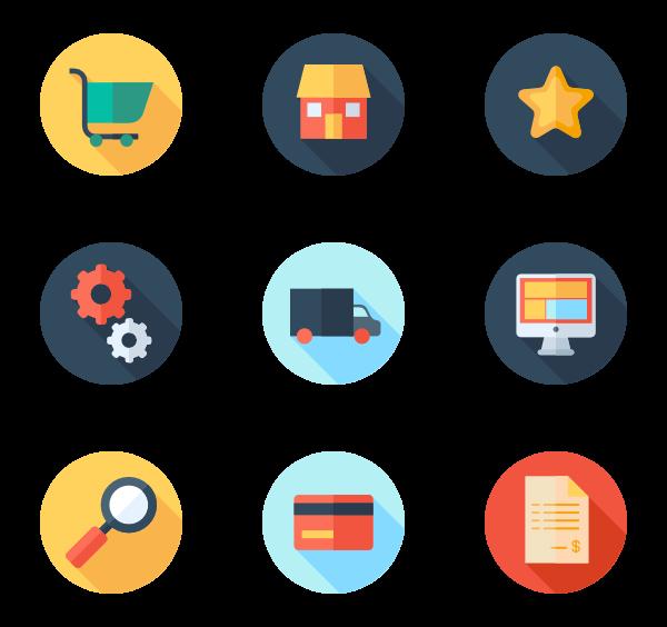 100 Free Vector Icons Of E Commerce Designed By Freepik Digital Marketing Design Ecommerce Ecommerce Design