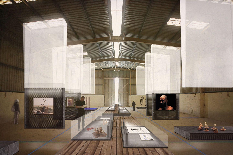 MILK TRAIN · Art: Process & Practice - Salama bint Hamdan Emerging Artists Fellowship · Divisare