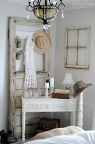 pretty bedroom corner