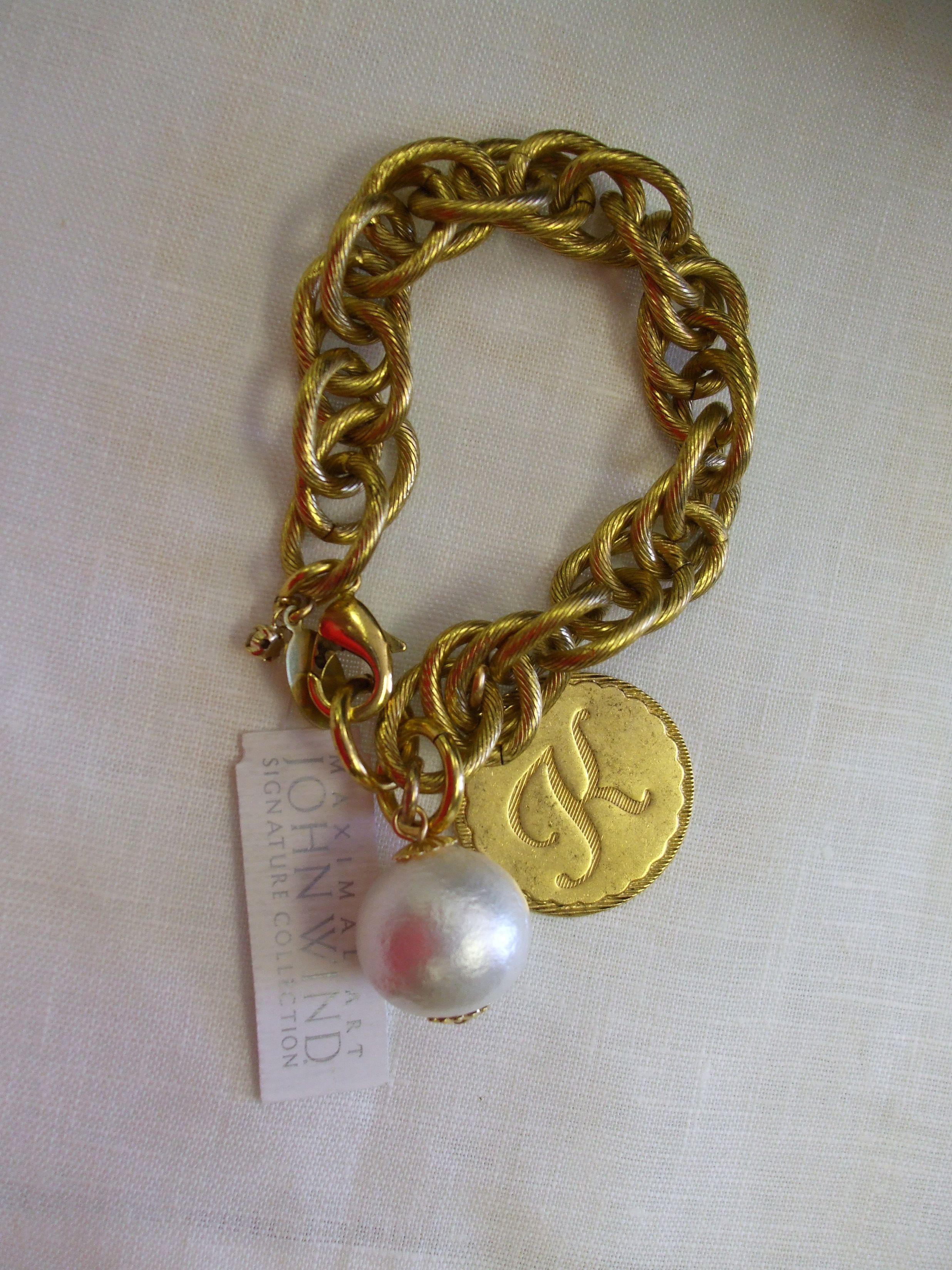 Pearl bracelet by john wind love these pinterest pearl