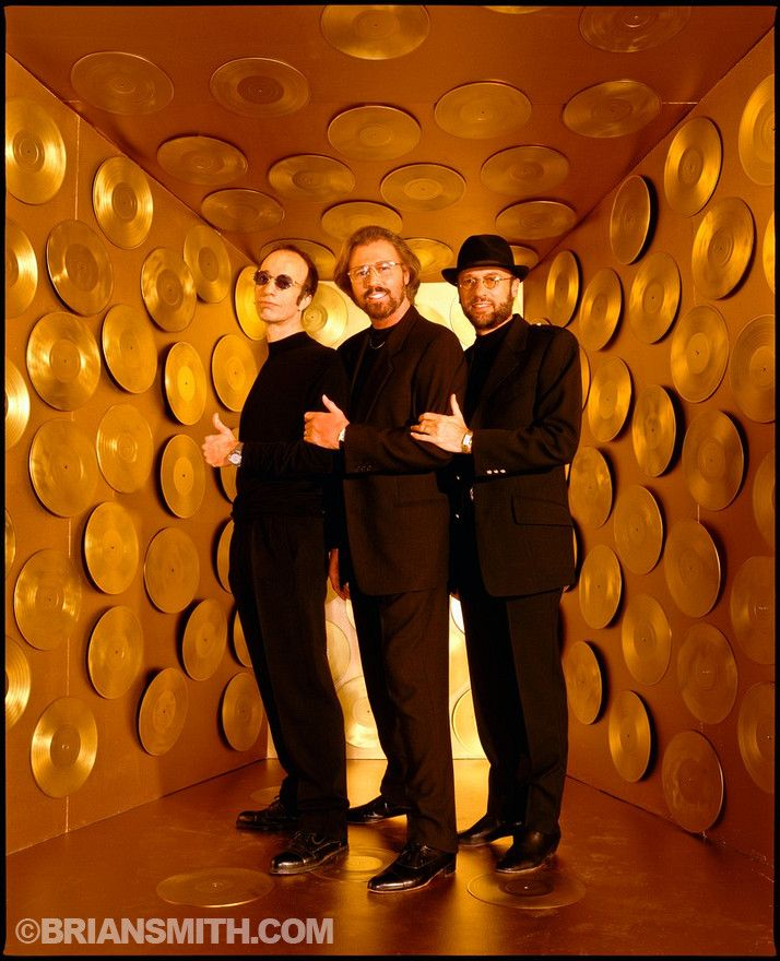 Bee Gee's (Robin, Barry & Maurice)....we have lost Maurice an now Robin....thank you for the music left behind