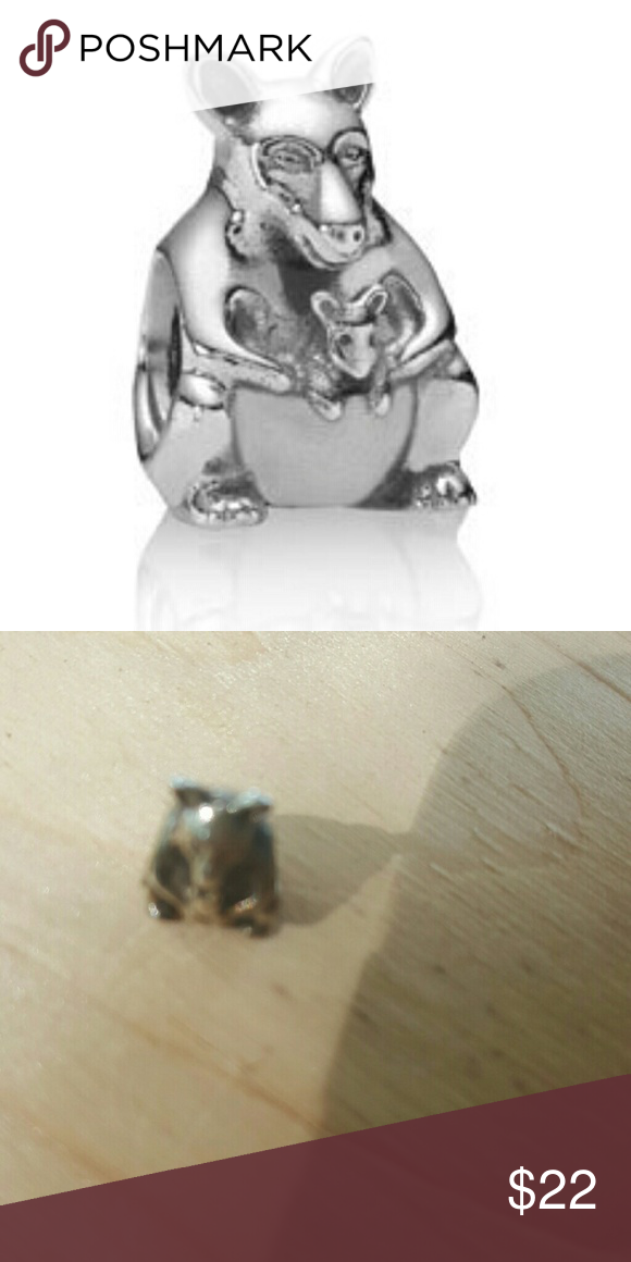 cfb28a53f PANDORA KANGAROO CHARM #790534 Authentic .925 Sterling Silver #790534 Pre  loved in great condition Smoke free home :) Pandora Jewelry