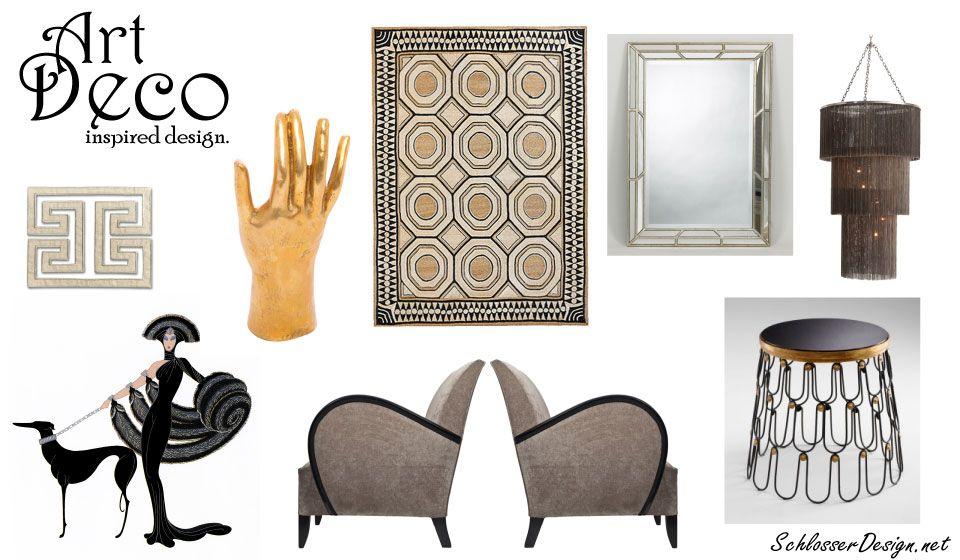 ArtDeco ArtDecoInteriors Art Deco Interior Design