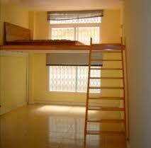 Resultado de imagen de altillos madera cama altillo - Altillos en habitaciones ...