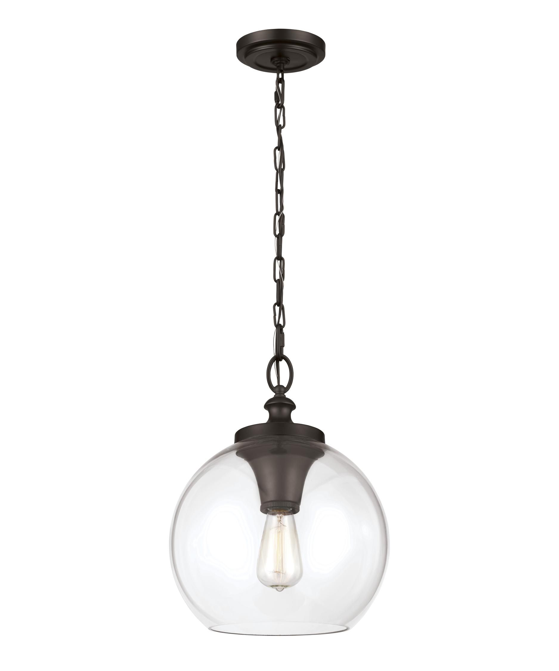 Murray feiss tabby 12 inch wide 1 light large pendant pendants 12 193 murray feiss p1307orb tabby large pendant capitol lighting 1800lighting aloadofball Gallery