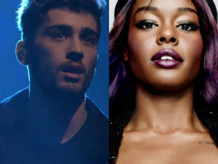 Azealia Banks Kicked Off Twitter After Homophobic & Racist Tweets Against Zayn Malik #LGBTQ