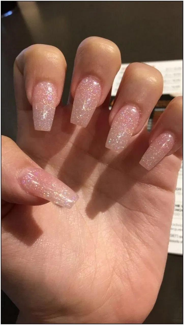 120 Trendy Stunning Manicure Ideas For Short Acrylic Nails Design 181 Cynthiapina Me Nag Short Acrylic Nails Designs Pretty Acrylic Nails Cute Spring Nails