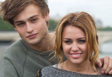 Douglas Booth et Miley...