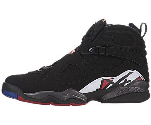 nike mens air jordan 8 retro basketball shoes playoffs nba